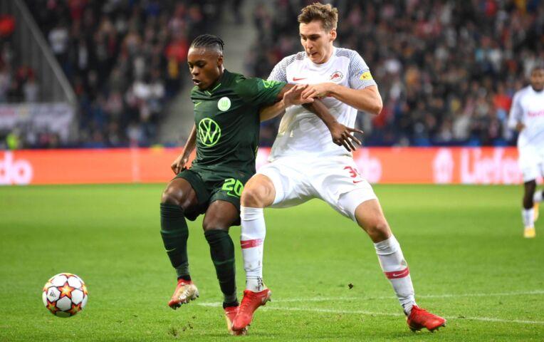 RB Salzburg - VfL Wolfsburg
