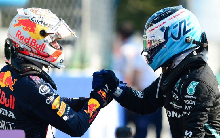 F1: GP van Italië Sprint