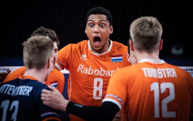 Nederlandse volleybalmannen verliezen kansloos van Canada