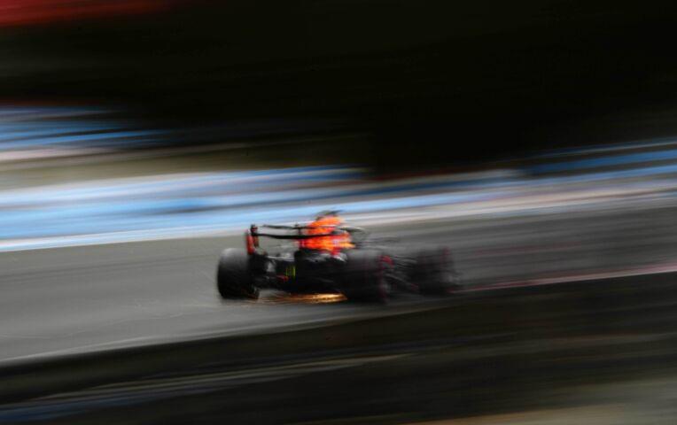 F1 GP Frankrijk: highlights Vrije Training 3
