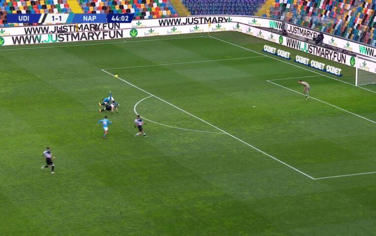 Udinese - Napoli