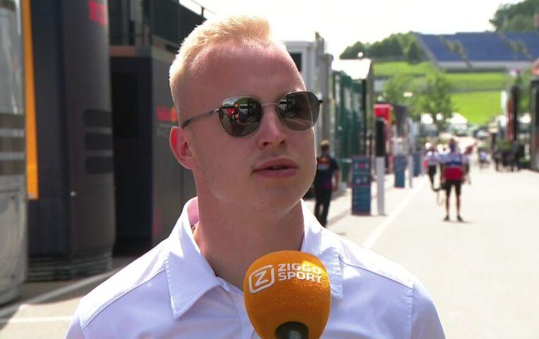 Interview Nikita Mazepin