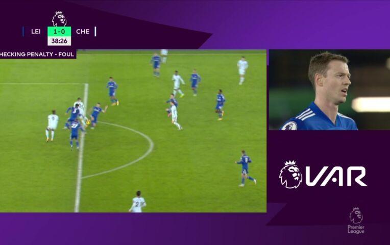 Samenvatting Leicester City - Chelsea