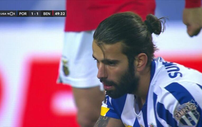 Lange samenvatting Porto - Benfica