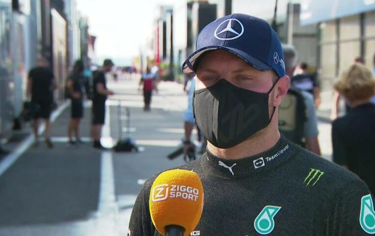 Bottas: 'Ik wist dat ik mee zou doen om pole position'