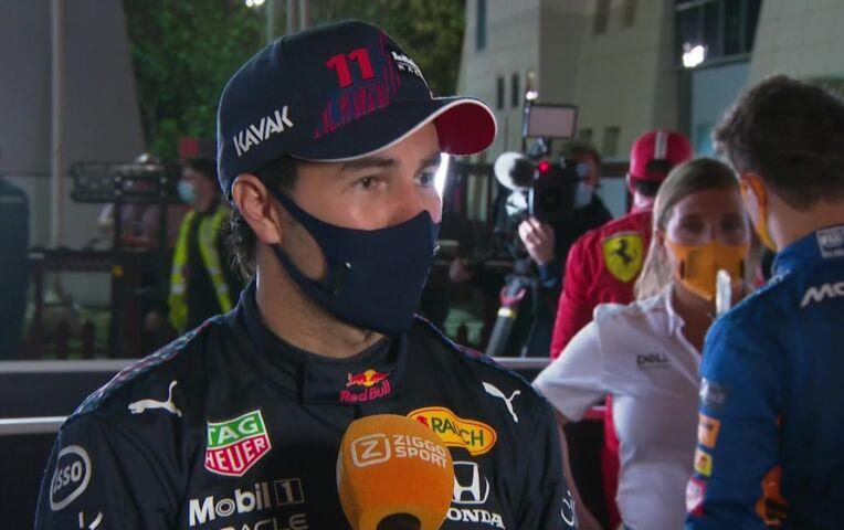 Pérez: 'Er is nog een hoop progressie te maken'