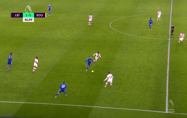 Leicester City - Southampton (lange samenvatting)