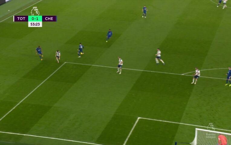 Tottenham Hotspur - Chelsea (lange samenvatting)
