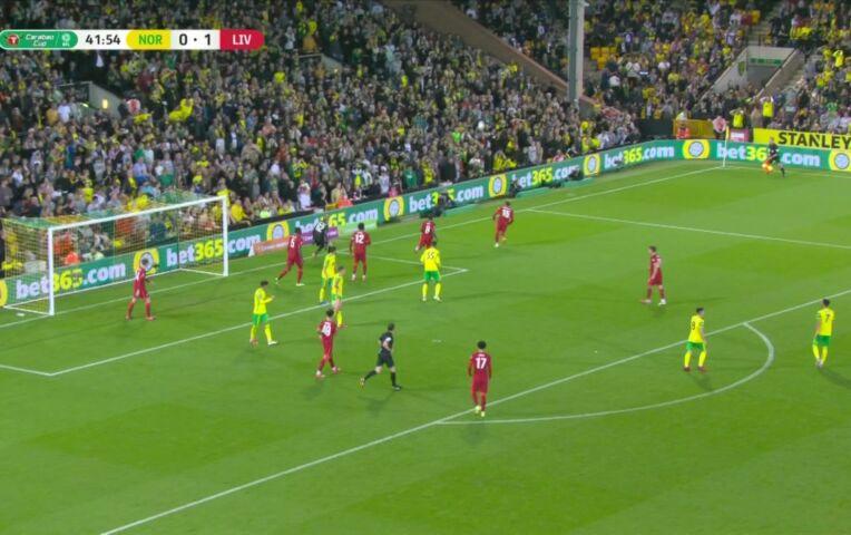 Norwich - Liverpool (lange samenvatting)