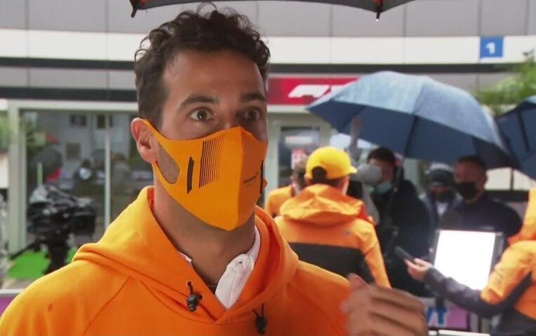 Ricciardo: 'Het seizoen voelt nu meer compleet, maar het geeft ook motivatie'