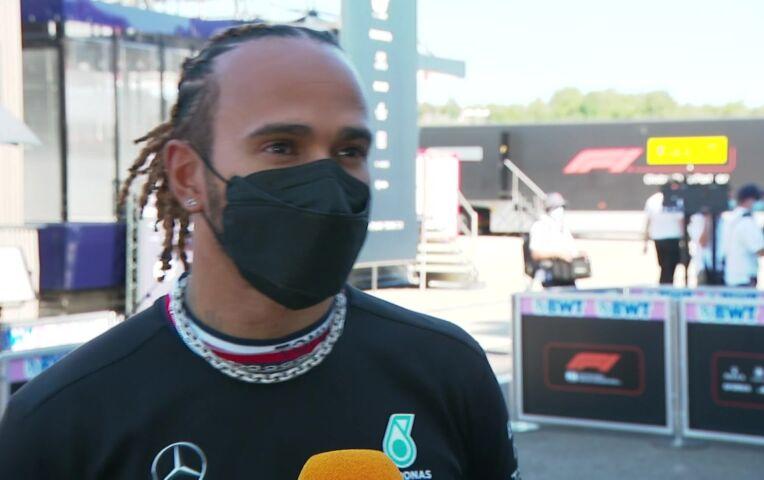 Hamilton: 'We zullen hard, maar eerlijk, blijven racen'