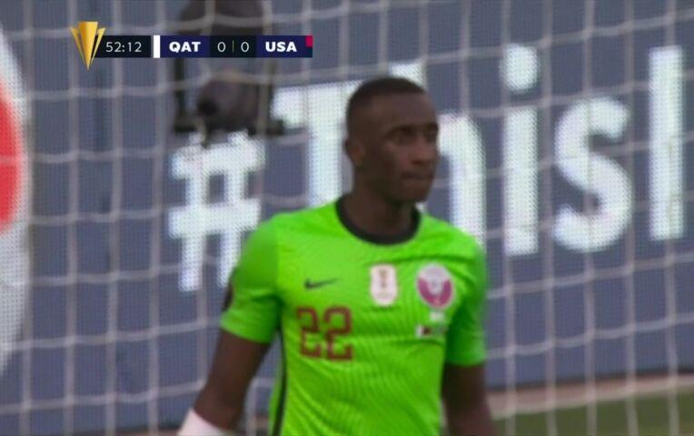 Halve Finale Gold Cup : Qatar - Verenigde Staten