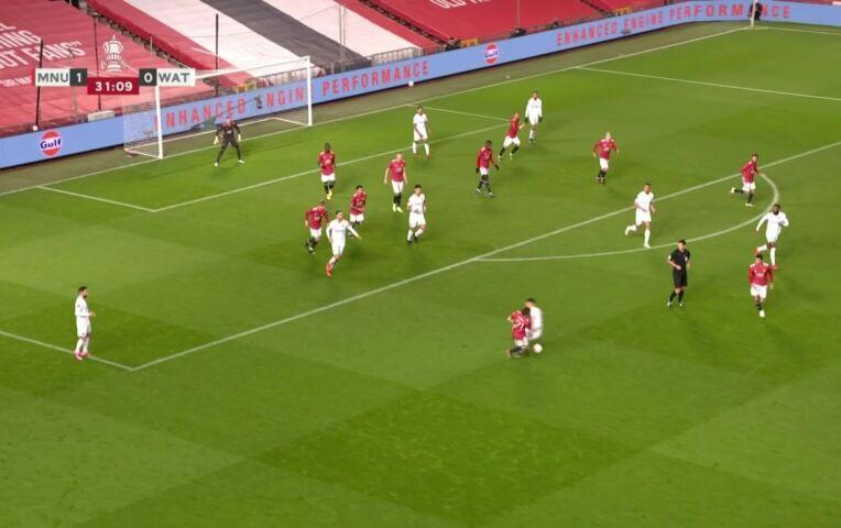 Samenvatting Manchester United - Watford