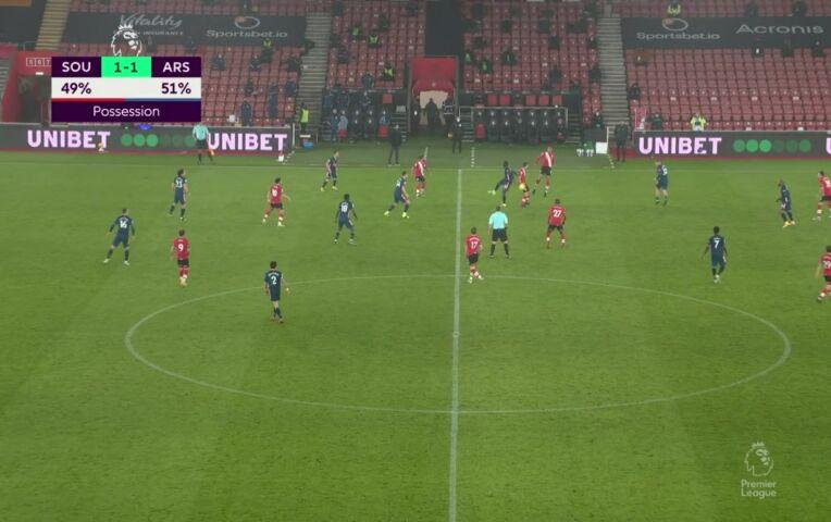 Southampton - Arsenal