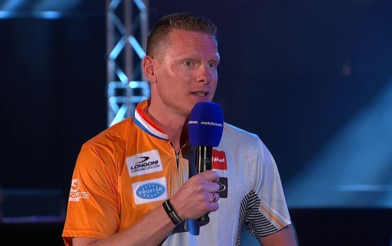 Niels Feijen verslaat Jayson Shaw in kraker op World Pool Masters