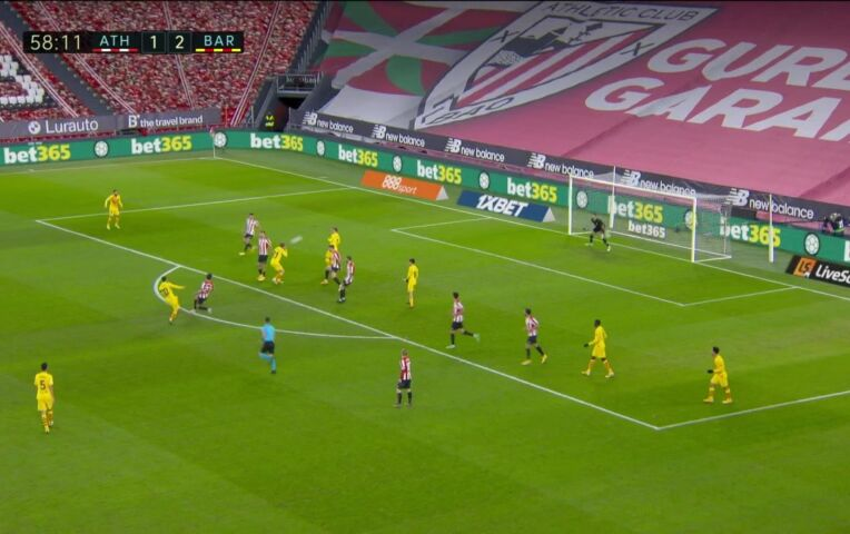 Samenvatting Athletic Bilbao - Barcelona