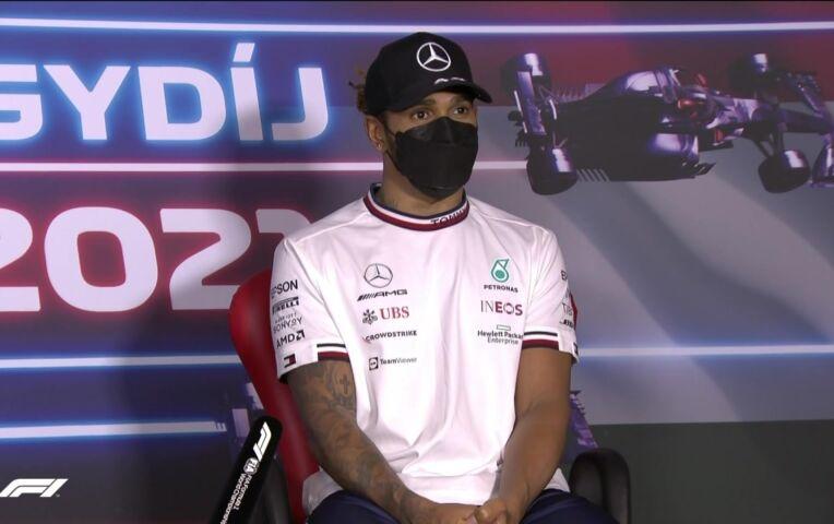 Persco na de GP van Hongarije