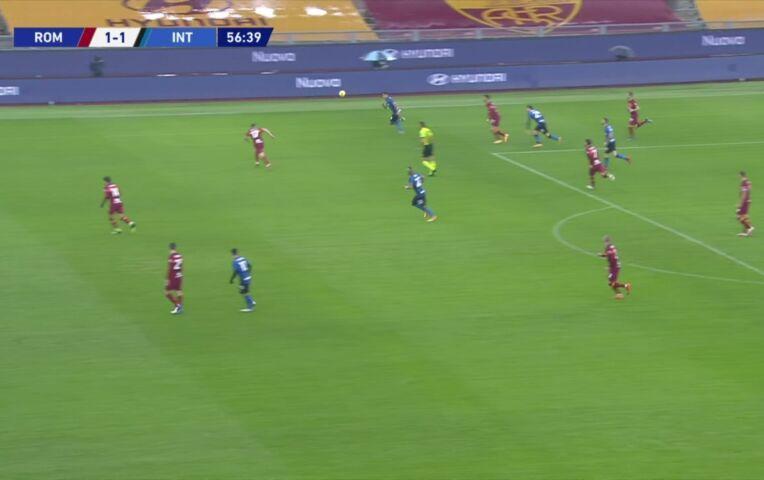 AS Roma - Internazionale