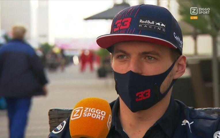 Max Verstappen: 'Ik zie dat het wel gaat meevallen'