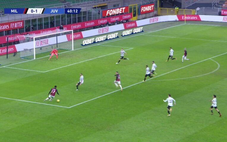 AC Milan - Juventus (lange samenvatting)