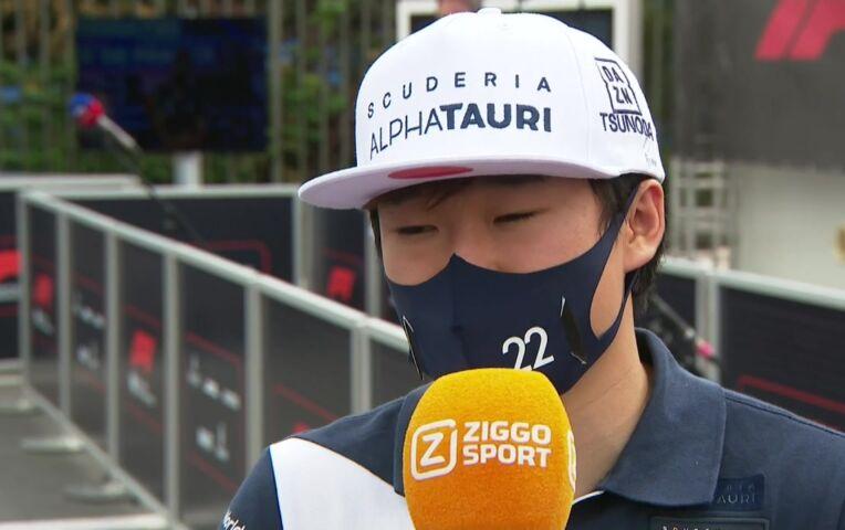 Tsunoda: 'Ik ken de baan goed, dus kan iets relaxter aan doen'