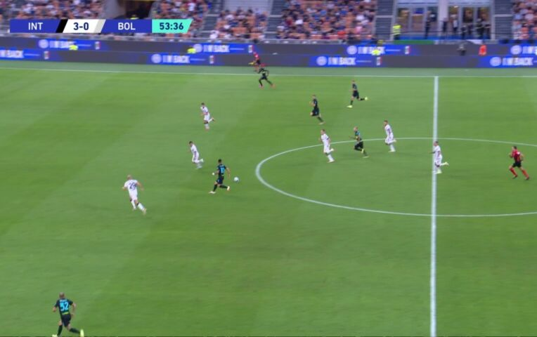 Internazionale - Bologna (lange samenvatting)