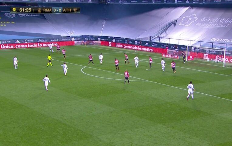 Supercopa de España: Real Madrid - Athletic Bilbao