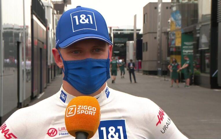 Schumacher: 'Blij dat we Q2 hebben gehaald'