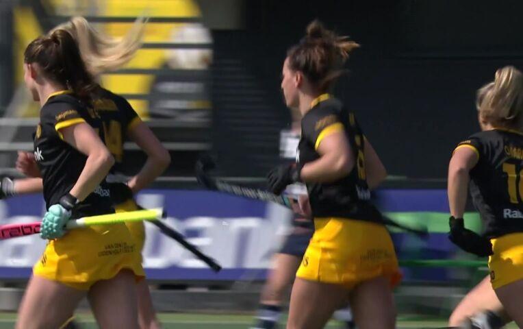 Hoofdklasse Hockey Dames: Den Bosch - HDM