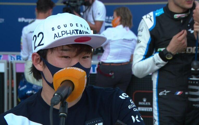 Tsunoda: 'We moeten hard blijven werken om het beter te doen'