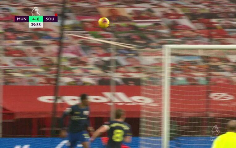 Manchester United - Southampton (Lange samenvatting)