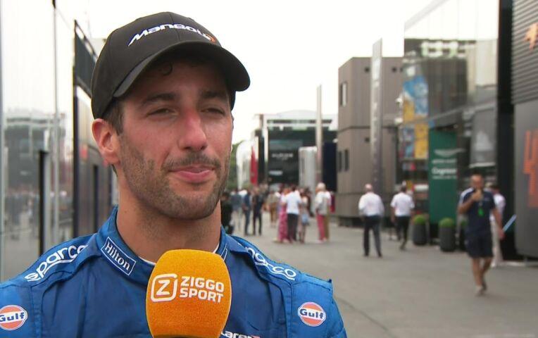 Ricciardo: 'Niet veel onenigheid met de auto