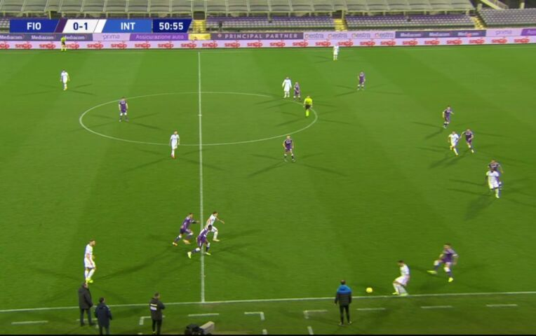 Fiorentina - Internazionale