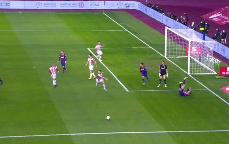 FC Barcelona - Athletic Club (lange samenvatting)
