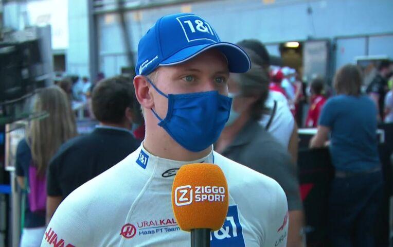 Schumacher: 'We kunnen blij zijn met de race'