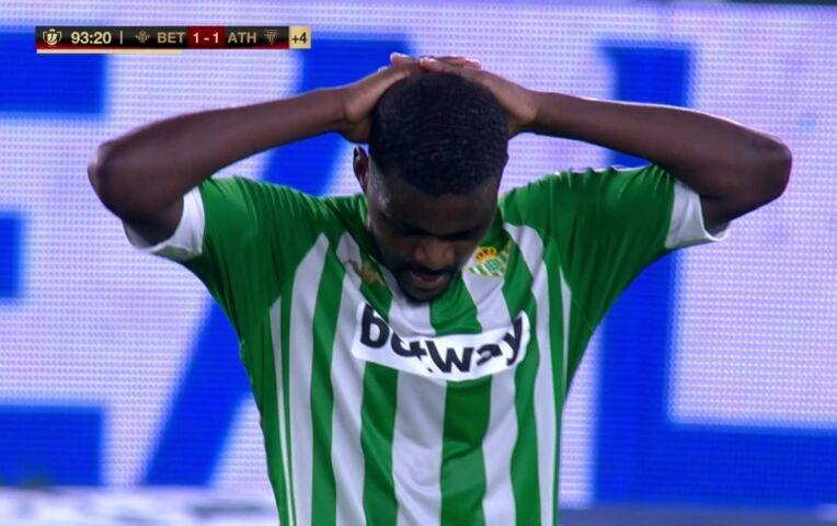 Kwartfinale Copa del Rey: Real Betis - Athletic Bilbao