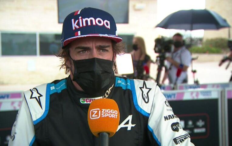 Alonso: 'Ik denk dat we wat hulp nodig gaan hebben om in de punten te komen'