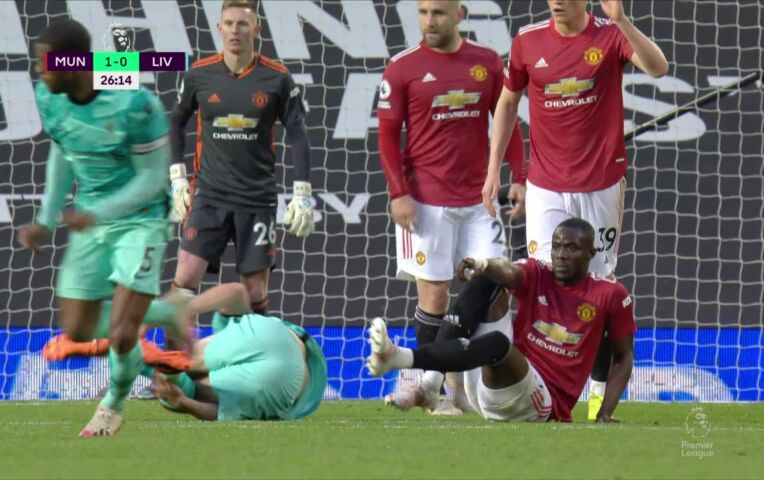 Manchester United - Liverpool (lange samenvatting)