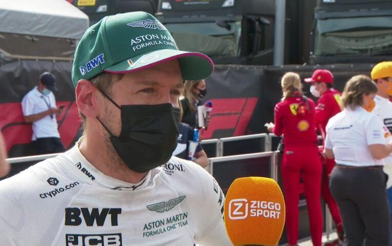 Vettel: 'Je wil voor dat gevecht rijden'