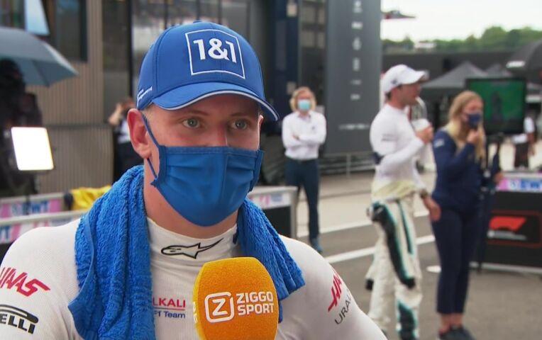 Schumacher: 'Ik was in gevecht met Max, twee keer zelfs!'