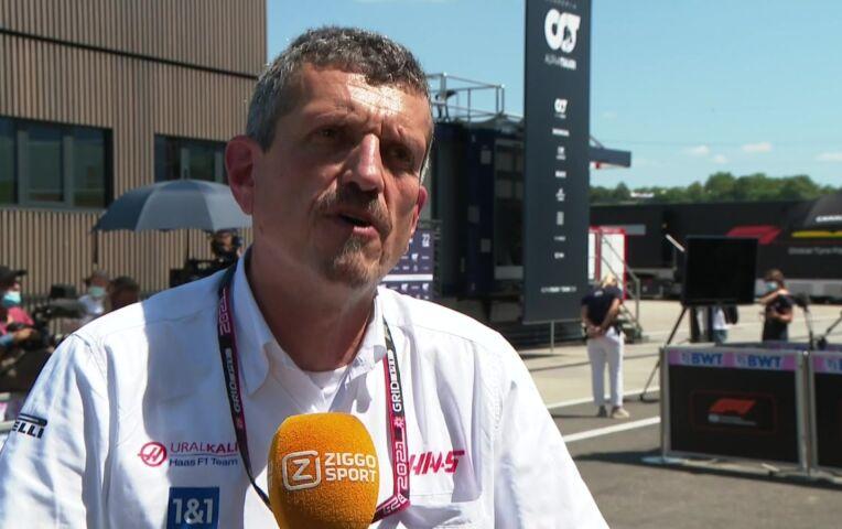 Günther Steiner: 'Ik kan niet wachten tot we een nieuwe auto hebben'