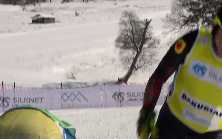 Fanny Smith wint finale Skicross dames in Georgië