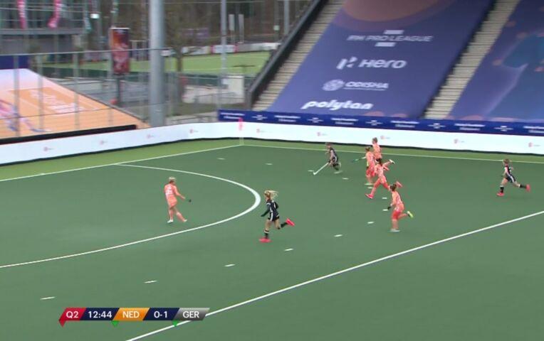 Hockey Pro League: Nederland - Duitsland (dames)