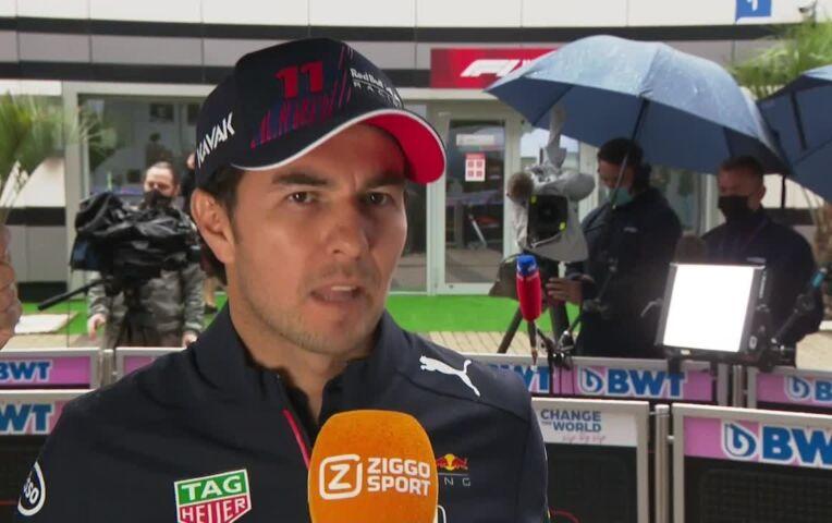 Perez: 'Het wordt belangrijk om vanaf het begin competitief te zijn'