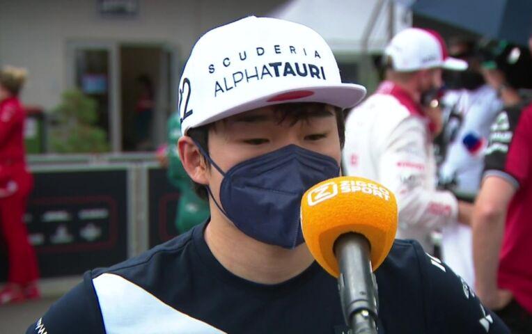 Tsunoda: 'Ik forceerde teveel aan het begin'