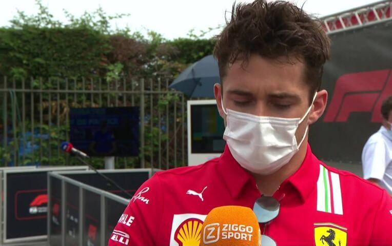 Leclerc: 'Dit is een speciale race voor mij, het circuit niet mijn favoriet'