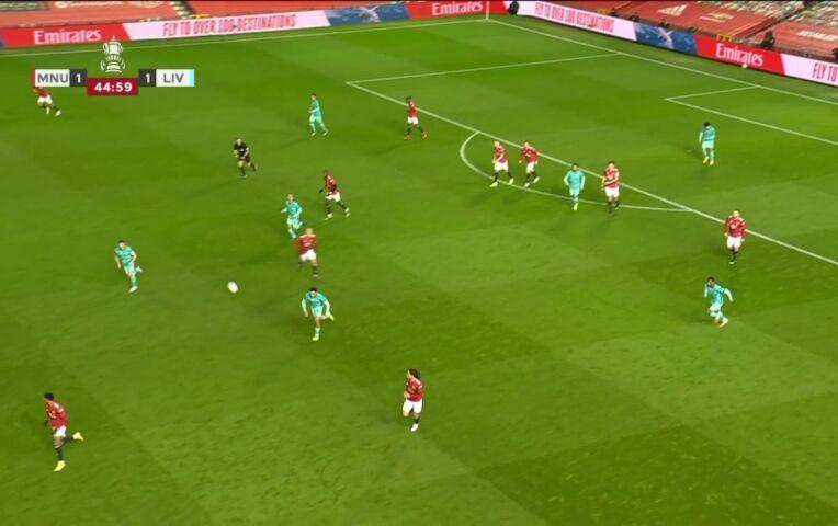 Manchester United - Liverpool (lange samenvatting)