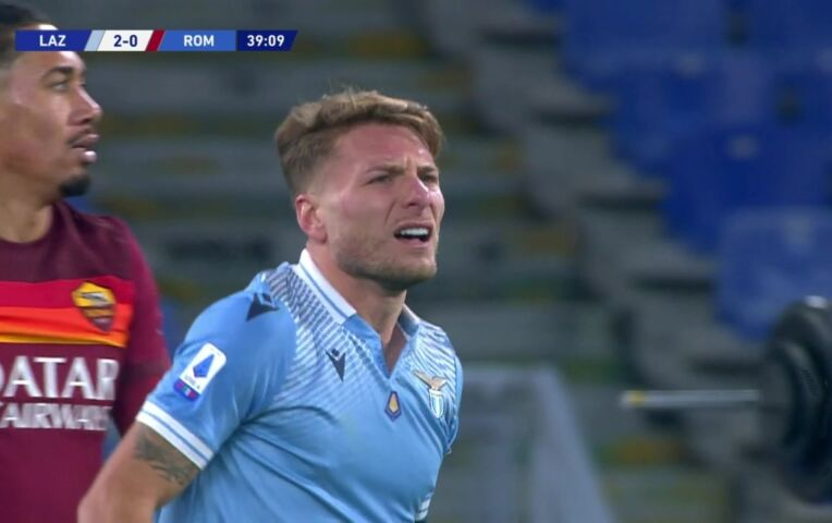 Lazio - AS Roma (lange samenvatting)