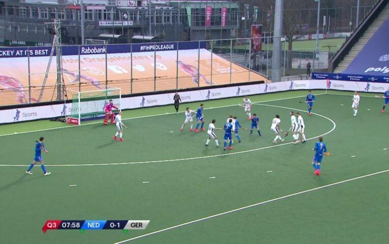 Hockey Pro League: Nederland - Duitsland (heren)