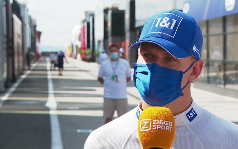 Schumacher: 'We kwamen 5 tot 10 minuten te kort om de auto klaar te maken'